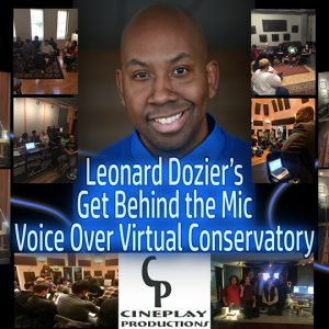 Get Behind the Mic Online Voice Over Conservatory